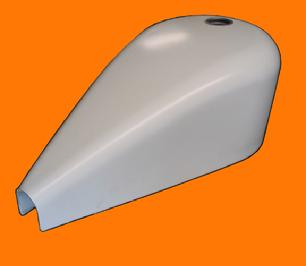SPORTY SHOOTER EXTENDED TANK SHELL